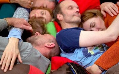 Cuddle Party: It's not an orgy. Really.